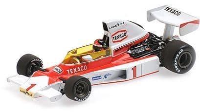 MINICHAMPS 530 754301 - McLaren Ford M23 - Fittipaldi